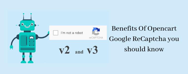 OpenCart Google ReCaptcha Knowband