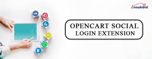 OpenCart Social Login extension