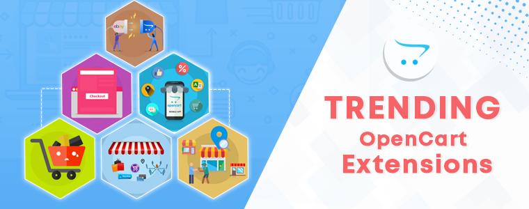 Trending OpenCart Extensions