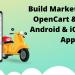 OpenCart Multivendor App